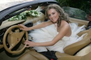 noleggio auto roma per matrimoni